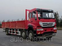 Sida Steyr ZZ1251K48CGD1 cargo truck