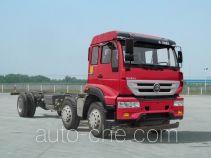 斯达-斯太尔牌ZZ1251M56CGD1型载货汽车底盘