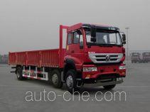 斯达-斯太尔牌ZZ1251M56CGE1L型载货汽车