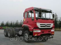 Sida Steyr ZZ1251N444GD1 truck chassis