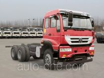 Sida Steyr ZZ1251N464GE1 truck chassis