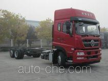 斯达-斯太尔牌ZZ1253M60HGE1型载货汽车底盘