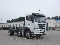 Sida Steyr ZZ1253N27CGD1 truck chassis