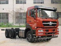 斯达-斯太尔牌ZZ1253N4341D1N型载货汽车底盘
