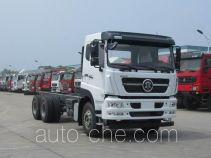 Sida Steyr ZZ1253N574GE1 truck chassis