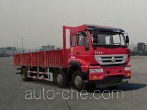 黄河牌ZZ1254G42C6D1型载货汽车
