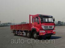 黄河牌ZZ1254K42C6D1型载货汽车