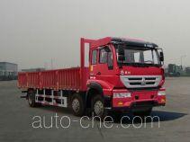 黄河牌ZZ1254K48C6D1型载货汽车