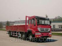 黄河牌ZZ1254K56C6D1型载货汽车