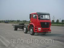 Sinotruk Hohan ZZ1255H56C3D1 truck chassis