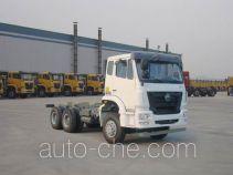 豪瀚牌ZZ1255K3243D1型载货汽车底盘
