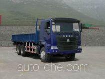豪运牌ZZ1255M3845C1型载货汽车