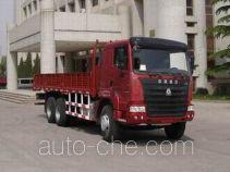 豪运牌ZZ1255M5245C型载货汽车