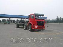 豪瀚牌ZZ1255M56C3E1型载货汽车底盘