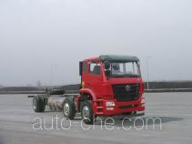 Sinotruk Hohan ZZ1255M56C3E1L truck chassis