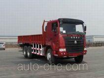 豪运牌ZZ1255M5845C型载货汽车
