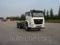 Sinotruk Hohan ZZ1255N3243D1 truck chassis