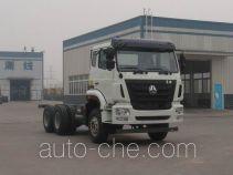 豪瀚牌ZZ1255N3243E1型载货汽车底盘