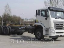 豪瀚牌ZZ1255N5843E1型载货汽车底盘