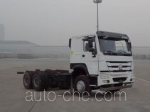Sinotruk Howo ZZ1257N3247E1 truck chassis