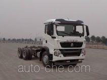 豪泺牌ZZ1257N404GD1型载货汽车底盘