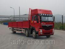 豪曼牌ZZ1258KC0EB0型载货汽车