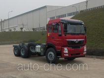 Homan ZZ1258M40DB0 truck chassis