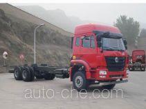 豪瀚牌ZZ1265M4643E1K型载货汽车底盘