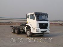 Sinotruk Hohan ZZ1265N3243D1K truck chassis