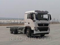 豪沃牌ZZ1267M464GE1型载货汽车底盘