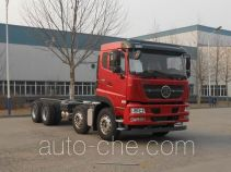 斯达-斯太尔牌ZZ1313N306GE1型载货汽车底盘