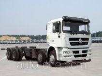 斯达-斯太尔牌ZZ1313N4661D1型载货汽车底盘