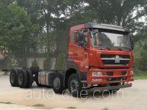 斯达-斯太尔牌ZZ1313N4661D1N型载货汽车底盘