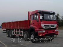 黄河牌ZZ1314K4766D1型载货汽车