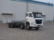 豪瀚牌ZZ1315M3063D1型载货汽车底盘