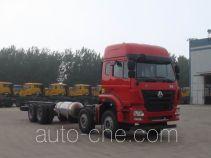 豪瀚牌ZZ1315M4663E1L型载货汽车底盘