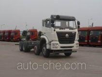 豪瀚牌ZZ1315N3063E1型载货汽车底盘