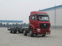 豪瀚牌ZZ1315N4663E1型载货汽车底盘