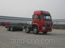 豪瀚牌ZZ1315N4666E1型载货汽车底盘