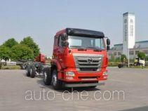 豪瀚牌ZZ1315N46G3D1型载货汽车底盘
