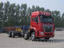 豪瀚牌ZZ1315N46G3E1型载货汽车底盘