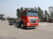 Sinotruk Hohan ZZ1315N46N3D1 truck chassis