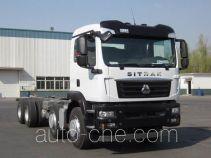 汕德卡牌ZZ1316N306GD1型载货汽车底盘