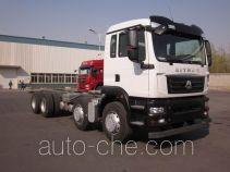 汕德卡牌ZZ1316N306GE1型载货汽车底盘