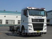 Sinotruk Sitrak ZZ1316V466HE1 truck chassis