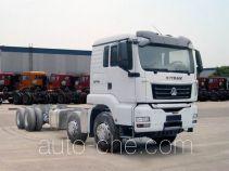 Sinotruk Sitrak ZZ1316V466ME1 truck chassis