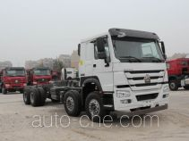 Sinotruk Howo ZZ1317N4667E1B truck chassis