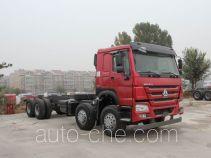 Sinotruk Howo ZZ1317N4667E1H truck chassis