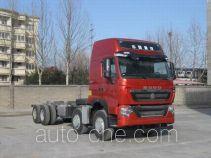 豪沃牌ZZ1317N466ME1型载货汽车底盘