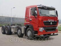 豪沃牌ZZ1317V326HD1型载货汽车底盘